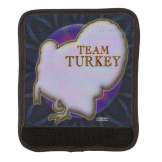 Team die Türkei Gepäck Markierung