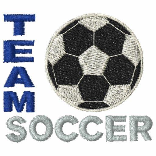 Team-Fußball Besticktes Hoodie
