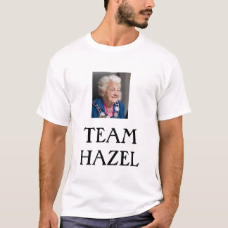 Team-Haselnuss T-Shirt