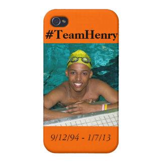 Team Henry iPhone 4 Hüllen