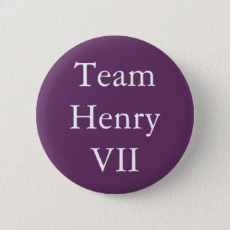 Team Henry VII Runder Button 5,7 Cm