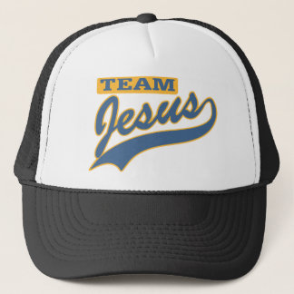 Team Jesus Truckerkappe