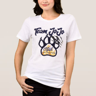 Team JoJo Northshore Highschool Basketball-T-Shirt T-Shirt