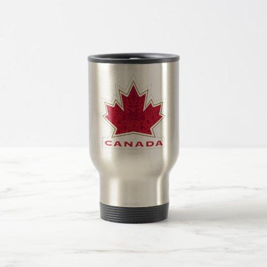 Team Kanada Reisebecher
