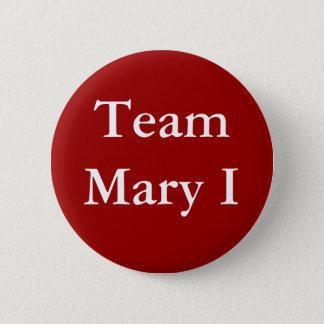 Team Mary I Runder Button 5,1 Cm