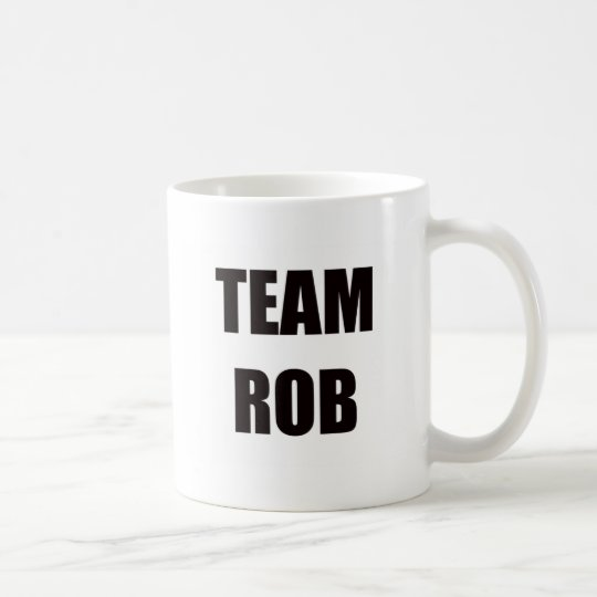 Team Rob Kaffeetasse