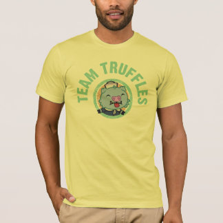Team-Trüffeln T T-Shirt