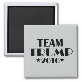 Team-Trumpf 2016 Quadratischer Magnet