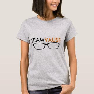 Team Vause Orangen-Shirt T-Shirt
