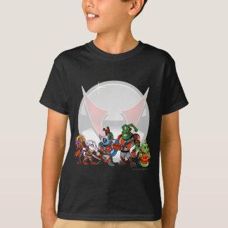 Team Virtupets Raumstations-Gruppe T-Shirt