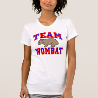 Team Wombat VI T-Shirt
