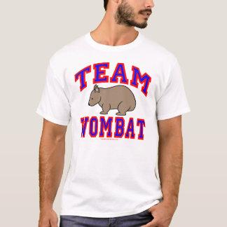 Team Wombat VI T-Shirt