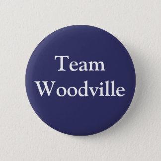 Team Woodville Runder Button 5,7 Cm