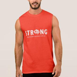Teamangioma-Alliance 2016 Männer Sleeveless Ärmelloses Shirt