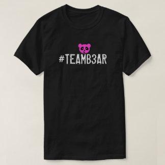 #Teamb3ar Shirt - rosa B3ar