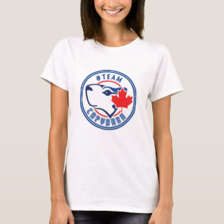 TeamCapybara T-Shirt