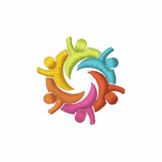 Teamwork-Polo gestickt - SRF Besticktes Polo