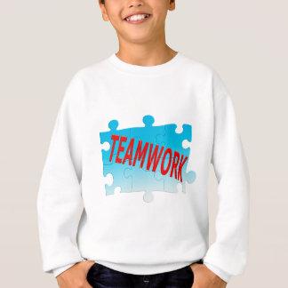 Teamwork-Puzzle Sweatshirt