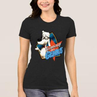 Technisch bin ich ein Genie T-Shirt
