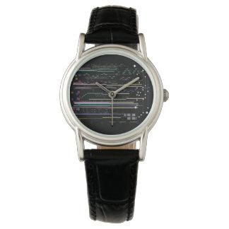 Techno Haut Armbanduhr