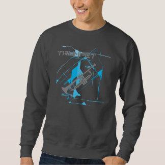 Technologie-Trompete Sweatshirt