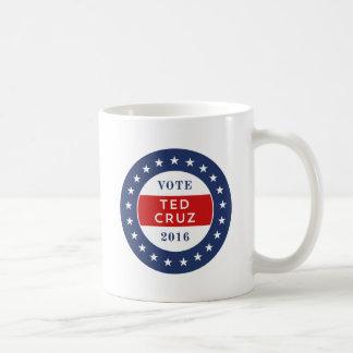 Ted Cruz 2016 Kaffeetasse