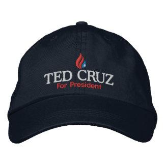 Ted Cruz für Baseball-Mütze-Kappe Bestickte Baseballkappe