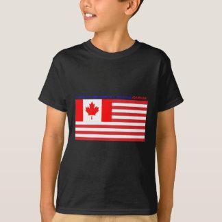 Ted cruz für Kanada transparent.png T-Shirt