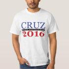 Ted Cruz für Präsidenten 2016 T-Shirt
