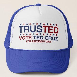 Ted Cruz VERTRAUT Truckerkappe