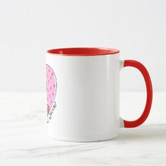Teddy-Bärn-Königin-Tasse Tasse