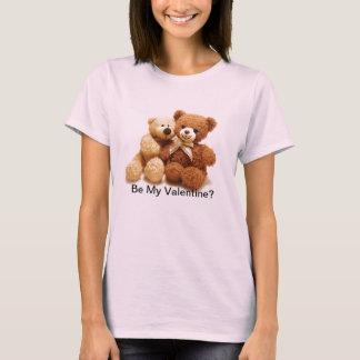 Teddy-Bärn-Liebe-T - Shirt