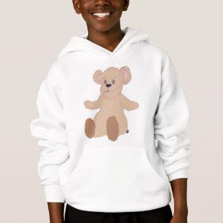 Teddy will ein Sweatshirt der Umarmungs-Kinder