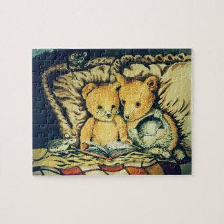 Teddybär-Ablesen