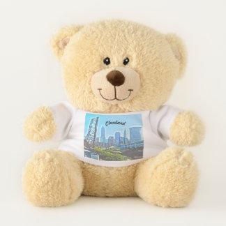 Teddybär-Flussufer Cleveland Teddybär