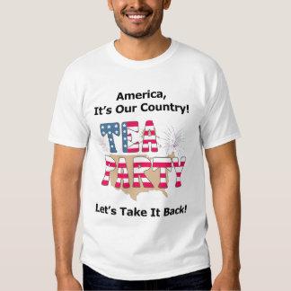 Tee-Party: Nehmen Sie ihn zurück! Shirt