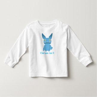 teeshirt enfant monstre bleu tshirts