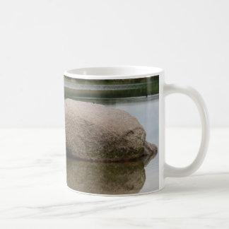 Teich Kaffeetasse