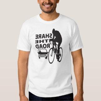 Teilen Sie die Straße Shirts