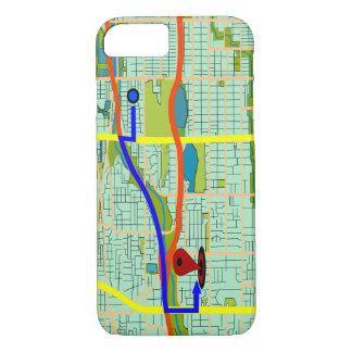 Telefon 6 der Handy-Rechtssachen-I iPhone 7 Hülle