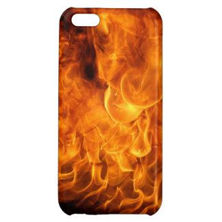 Telefon auf Feuer Hülle Für iPhone 5C