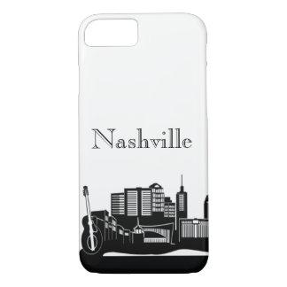 Telefon-Hüllen Nashvilles Silhoutte iPhone 8/7 Hülle