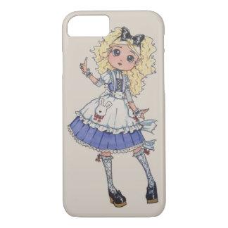Telefon-Kasten Alices Lolita iPhone 8/7 Hülle