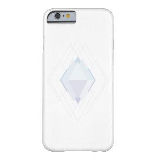 Telefon-Kasten Juwel der geometrischen Kunst Barely There iPhone 6 Hülle