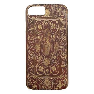 Telefonabdeckung - antikes Buch - Heiliger Patrick iPhone 7 Hülle