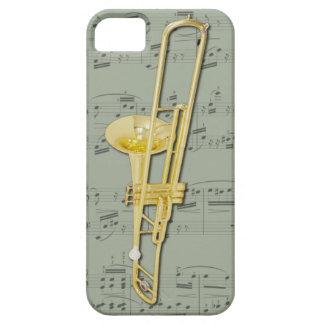Telefonkasten des Trombone (Ventil). Auswahlfarbe iPhone 5 Schutzhülle