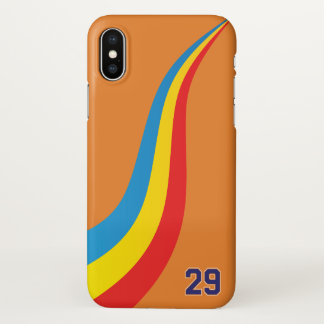 Telefonkasten Fernandos Alonso Indy iPhone X Hülle