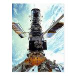 Télescope de Hubble Carte Postale