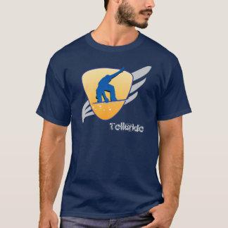 Tellurid-Schnee-Brett-Schild T-Shirt