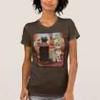 Tempel Bastet Ägypten des T-Shirt